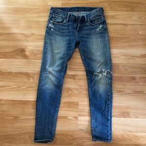 Denim & Supply RL Relaxed Skinny Jean Size 26/30